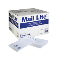 Mail Lite White Padded Envelopes C / 0 150mm x 210mm